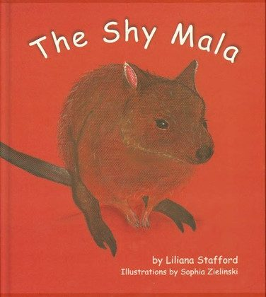 The Shy Mala by Liliana Stafford, Illustrations by Sophia Zielinski