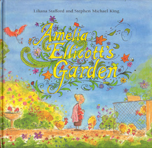 Amelia Ellicott's Garden by Liliana Stafford and Stephen Michael King