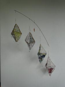 Lanterns wire work Hanging