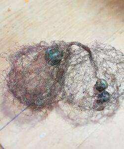 wire work pod